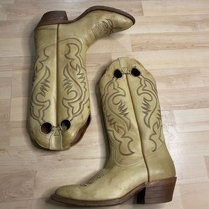 Boulet Canada Western Boots size 8